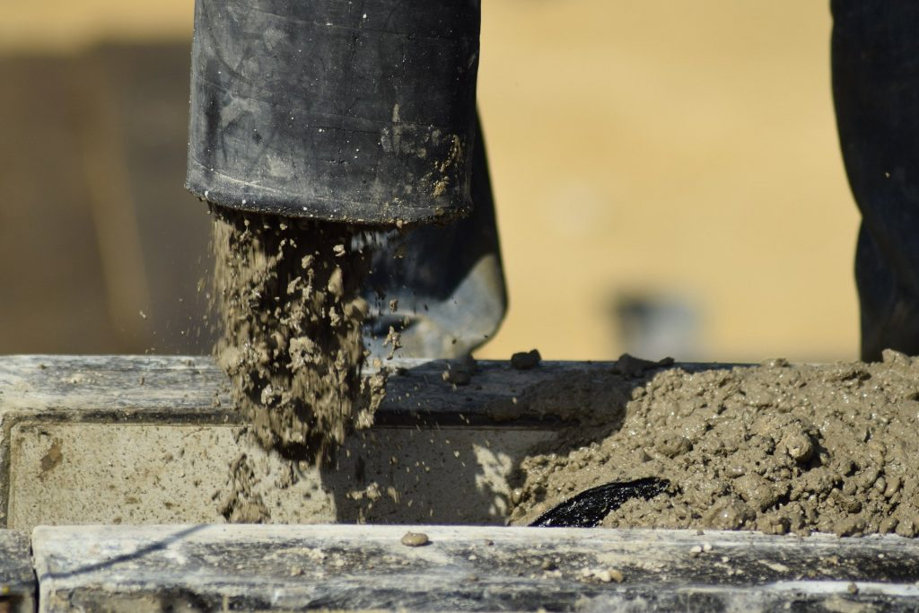 TNA Concrete - How long does it take concrete to dry?